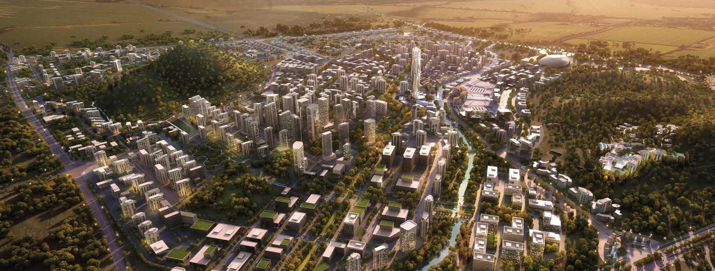 Centenary City Abuja